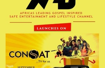 Photo of Finally! X2D TV (Channel 484) To Launch On CONSAT, September 2, 2016 @X2DTV