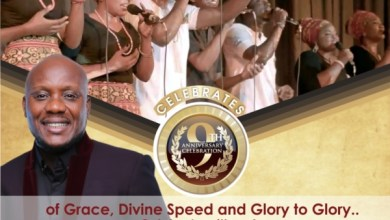 """Photo of """"YOU ALONE DESERVE THE GLORY"""" by LAWRENCE & DE COVENANT @Decovenant"""