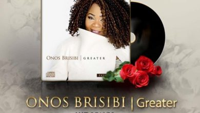 "Photo of Award Winning Singer Onos Brisibi releases new EP ""Greater"" (Now Available) @OnosBrisibi"