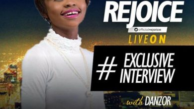 Photo of Exclusive Interview with @officialRejoice || @iamdanzor