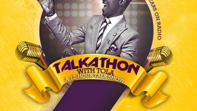 Photo of TOLA @spiceonthemic Makes Record with 12 Hour Radio Talkathon