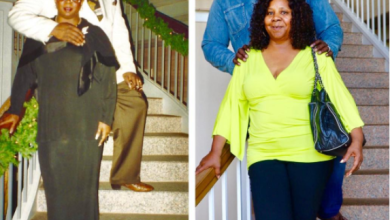 Photo of Bishop TD Jakes & Wife First Lady Serita Jakes Recreate A Pic From 23 Yrs. Ago