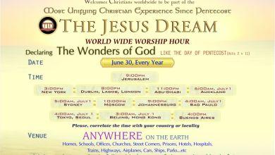 Photo of THE JESUS DREAM