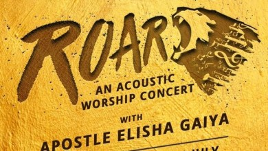 Photo of ROAR is back and this time with a twist! (ACOUSTIC WORSHIP CONCERT)