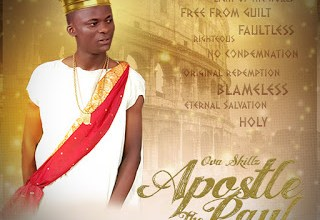 Photo of THE APOSTLE PAUL MIX TAPE IS FINALLY OUT! DOWNLOAD THE FULL ALBUM HERE