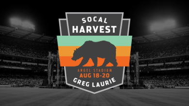 Photo of Jordin Sparks, Lecrae, Jeremy Camp to Perform at Greg Laurie's Socal Harvest 2017