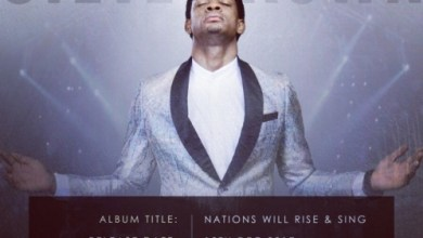 """Photo of Anticipate Steve Crown """"Nations Will RIse And Sing"""" Album"""