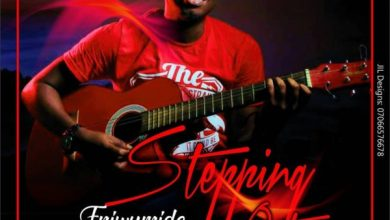 Photo of #NewMusic: Stepping Out By Eniwumide @oeniwumide