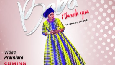 "Photo of Blessing Akachukwu Releases Photos For ""Baba I Thank You"" Video"