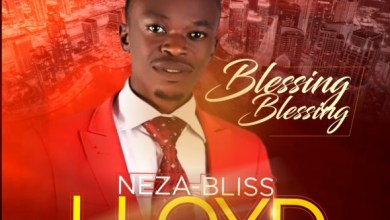 "Photo of Neza-Bliss Lloyd Releases New Album ""Blessing Blessing"""