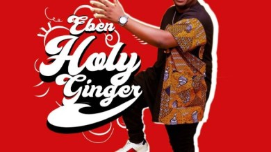 Photo of AUDIO:Holy Ginger By  Eben |@eben_rocks