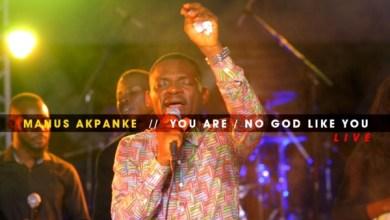Photo of #FreshRelease: You Are – No God Like You by Manus Akpanke
