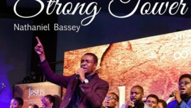 Photo of Strong Tower By Nathaniel Bassey Ft. Glenn Gwazai