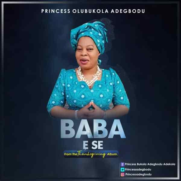 Princess Olubukola Adegbodu