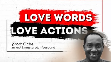 Photo of Love Words Love Actions By Emmanuel Ekpo