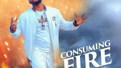 "Photo of Jimmy D Psalmist Drops ""Consuming Fire"" Official Video"
