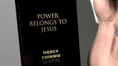 Photo of Power Belongs To Jesus By Mercy Chinwo