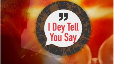 Photo of I Dey Tell You Say By Raphael Isong