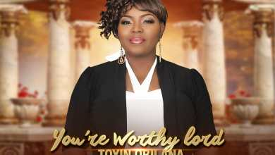 Photo of You're Worthy Lord By Toyin Obilana