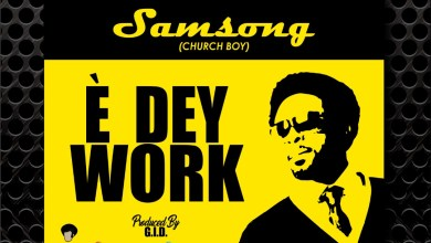 Photo of E Dey Work By Samsong