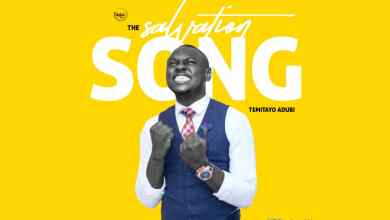 Photo of The Salvation Song By Temitayo Adubi