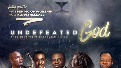 """Photo of Femi Okunuga To Launch Sophomore Album """"Undefeated God"""""""