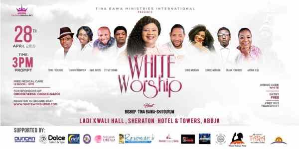 White Worship