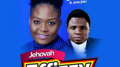 Photo of Jehovah Effizzy By E-Shalom feat. OmoJesu