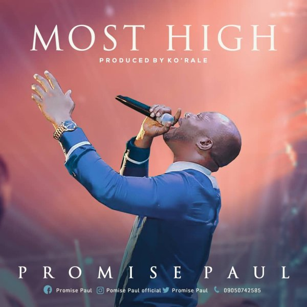 Most High By Promise Paul