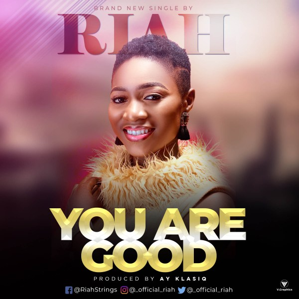 You Are God By Riah