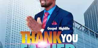 Thank You Father By Femifunre