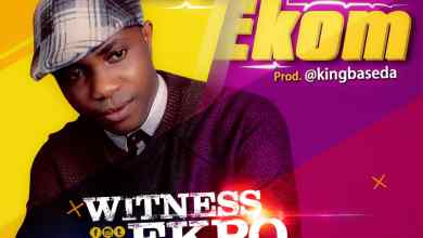 Photo of [Audio+Lyrics] Bo Ekom By Witness Ekpo