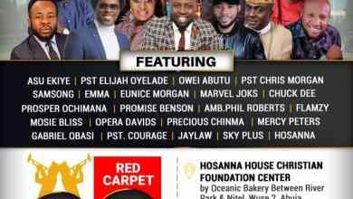 Photo of [Event] Abuja Mega City Praise Jam
