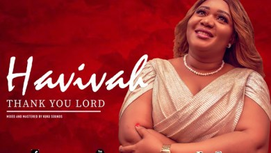 Photo of [Audio]Thank You Lord By  Havivah