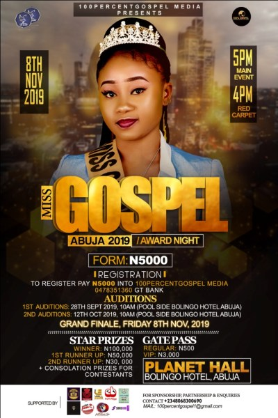 Miss Gospel