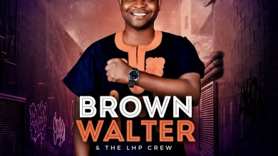 Photo of [Audio + Lyrics] Only You By Brown Walter & The LHP Crew
