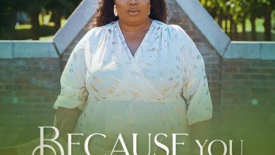 Photo of [Audio+Video] Because You Live I Live By Precilia Akinwande