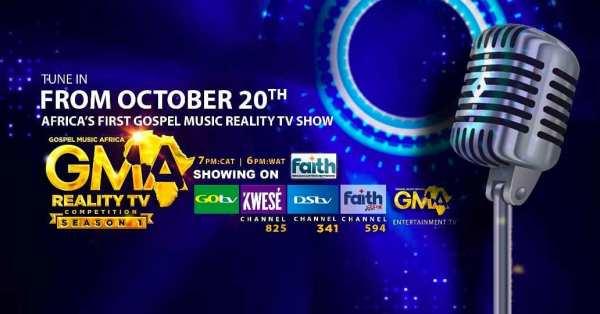 Gospel Music Africa Reality TV