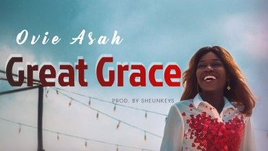 Photo of [Audio+Lyrics] Great Grace By Ovie Asah