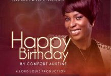 Happy Birthday By Comfort Austine