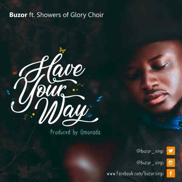 Have Your Way By Buzor