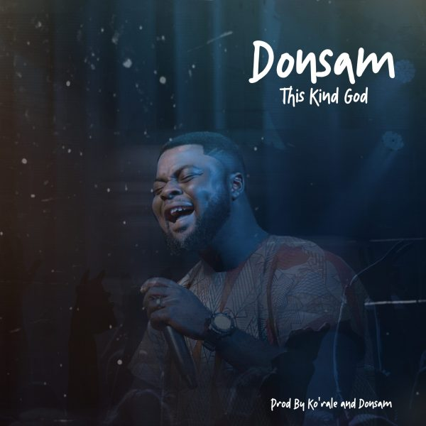 This Kind God By Donsam