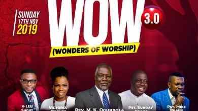 Photo of [Event] Victoria Orenze Headlines Wonders Of Worship (W.O.W 3.0)