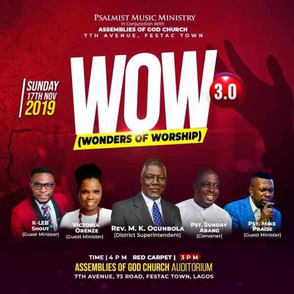 Wonders Of Worship