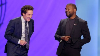 Photo of The only superstar is Jesus': Kanye West speaks at Joel Osteen's Lakewood Church