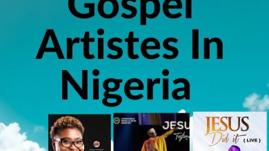 Photo of 2019 Emerging Gospel Artistes In Nigeria To Watch Out For In 2020
