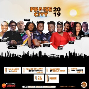 Praise in the City2019