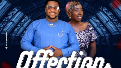 Photo of [Audio] Affection By Golibe Ft. Jennie