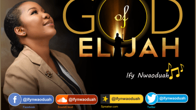 Photo of [Audio] God of Elijah By Ify Nwaoduah Feat. Stacey