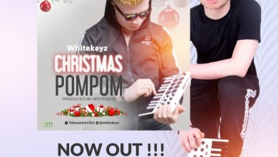 Photo of [Audio] Christmas Pom Pom By Whitekeys